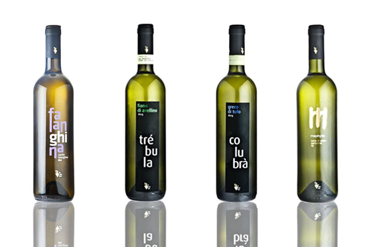 Top Progettazione grafica marchio ed etichette per vini Tabernae  KO62